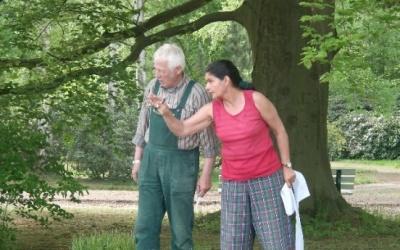 Auch Dirigieren will gelernt sein! (c) Margit See