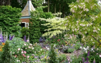 Tribut an Hidcote Manor