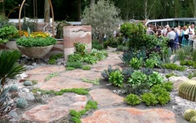 Der Bradstone Garden, mit GOLD ausgezeichnet