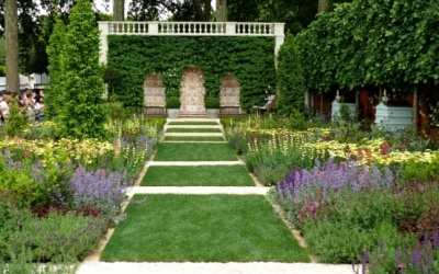Der Fortnum & Mason Garden